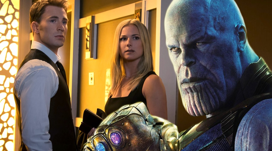 An early draft for Avengers: Infinity War had Captain America in a domestic partnership with Sharon Carter!