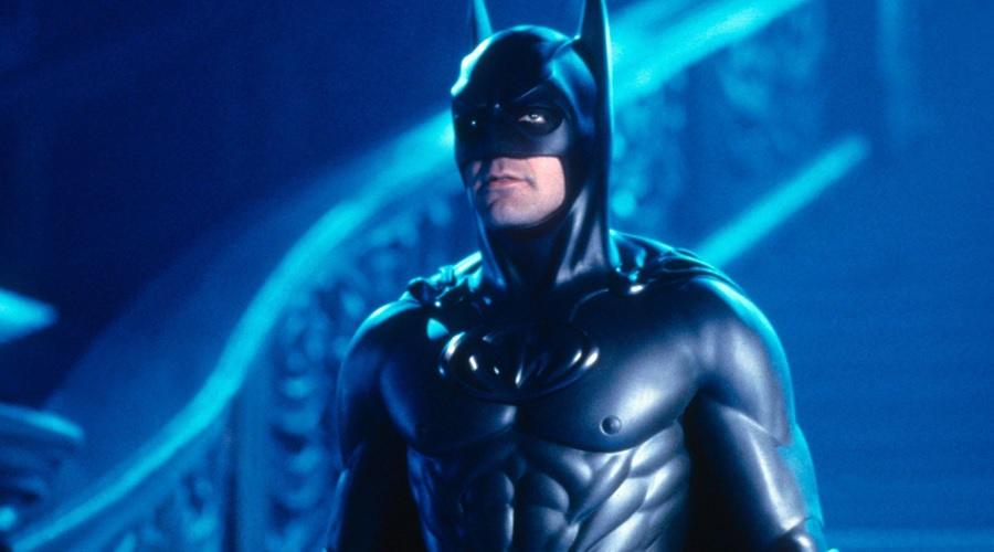 George Clooney also reveals the lesson he learned from Batman & Robin!