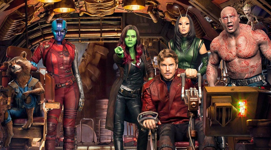Potential SPOILERS for Guardians of the Galaxy 3 below!