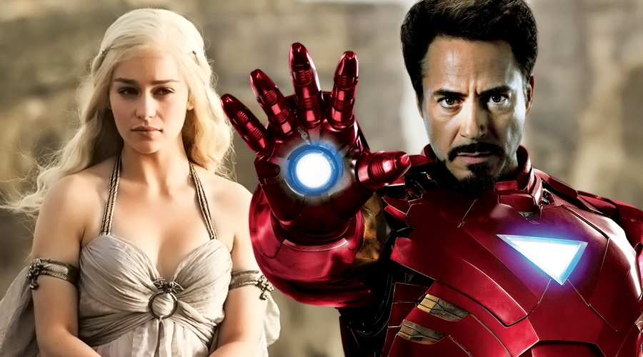 Iron Man 3 scribe reveals that Emilia Clarke originally had a role in the movie!