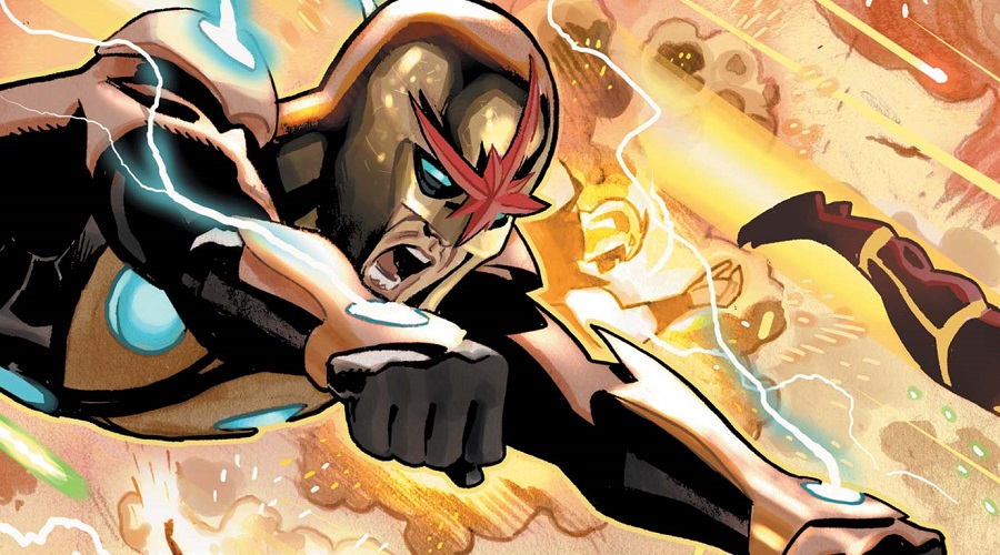 A new rumor suggests that a Nova movie is in the works!