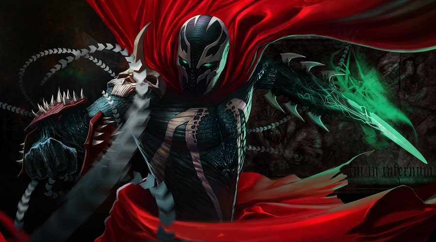Todd McFarlane reveals that Spawn won't get a lot of screen time in his upcoming reboot!