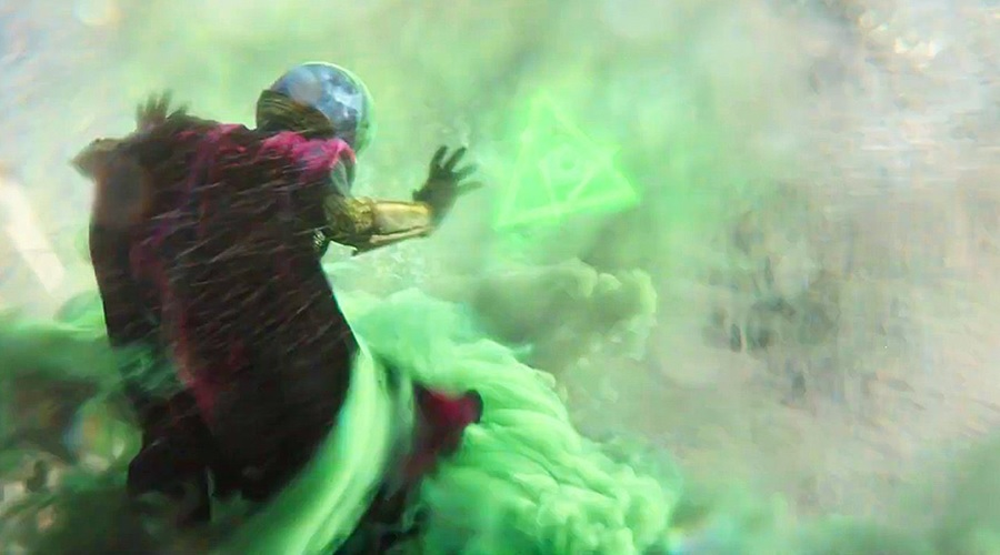 Mysterio saves the day in the new Spider-Man: Far From Home clip!