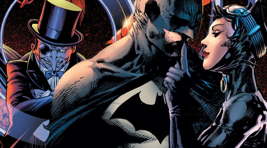 Matt Reeves' script for The Batman reportedly features The Penguin and Catwoman!