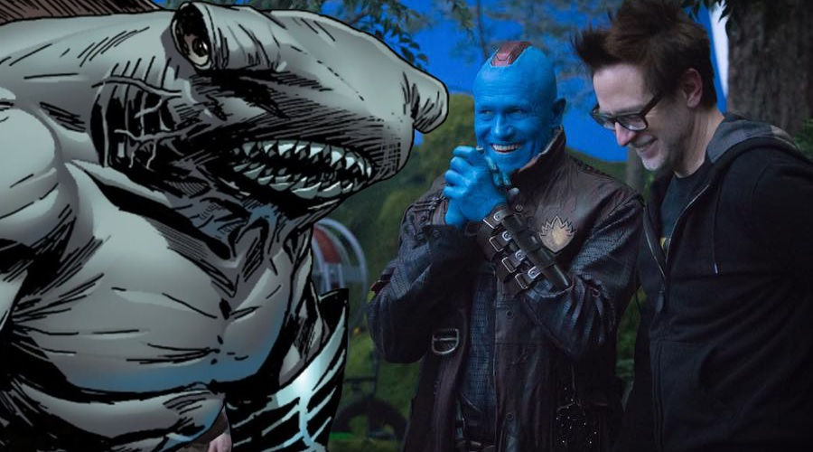 The Suicide Squad has reportedly added Michael Rooker as King Shark!