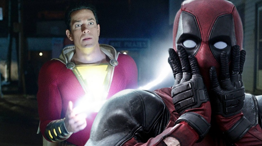 Zachary Levi would have loved to play Deadpool if Ryan Reynolds already wasn't!