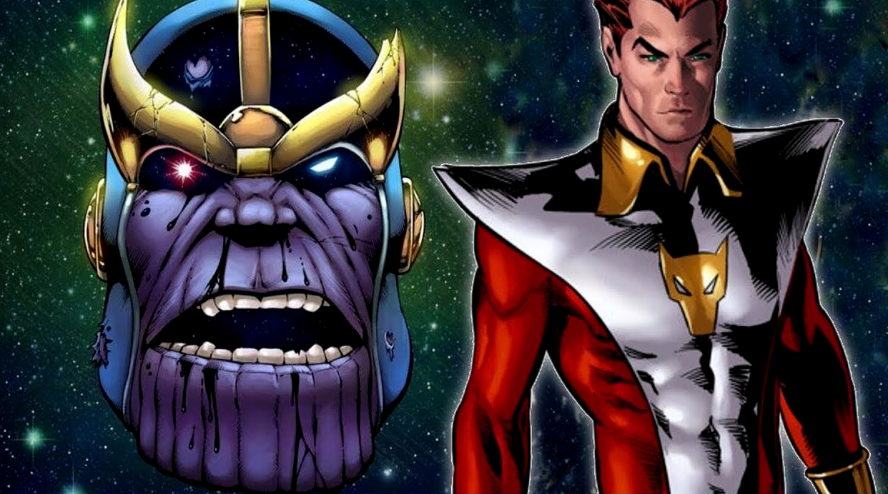 10 Surprise Characters We'd Love to See in The Eternals - Daily ...