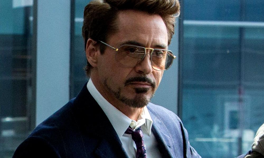 RDJ Tony Stark