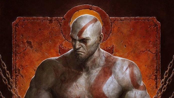God of War: Fallen God Series Announced by Dark Horse Comics