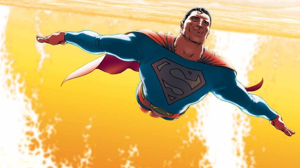 Superman Has Been Voted America's Favorite Superhero