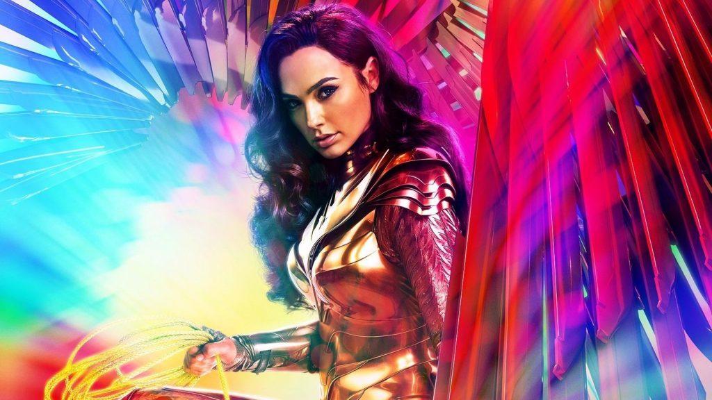 Gal Gadot Reveals New Wonder Woman 1984 Poster