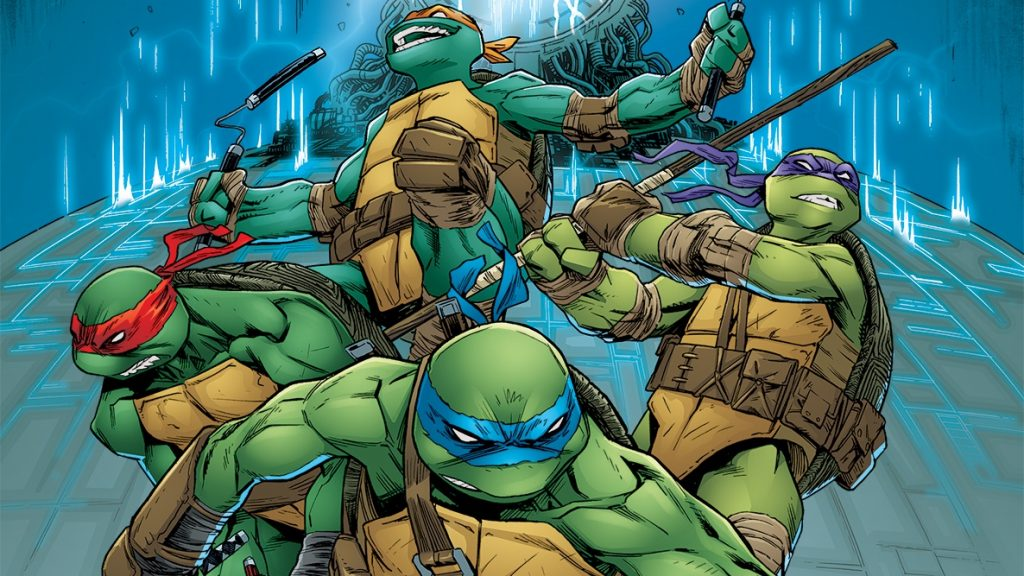 Teenage Mutant Ninja Turtles Stopping After Upcoming Issue