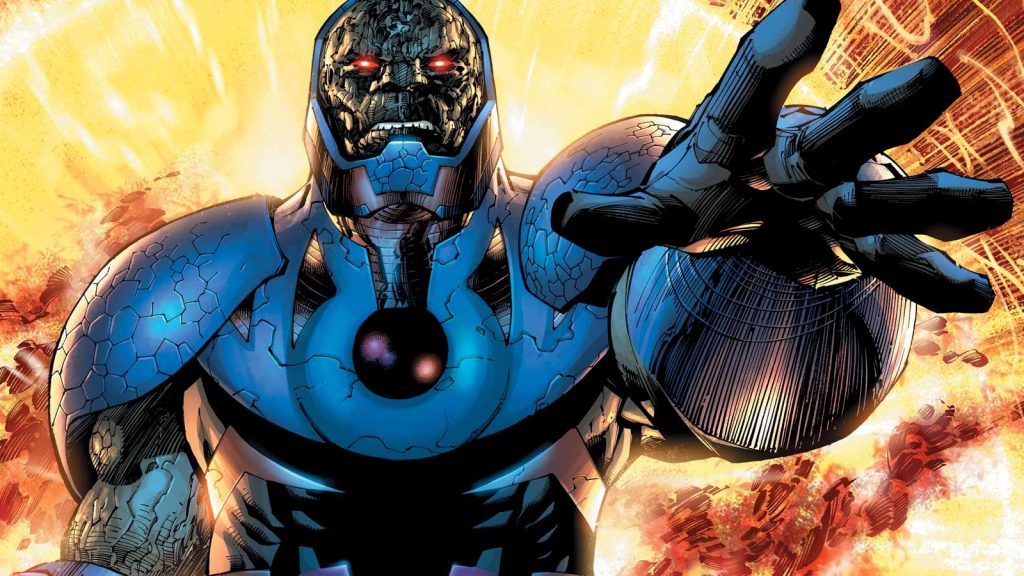 Darkseid Revealed in Zack Snyder's Justice League