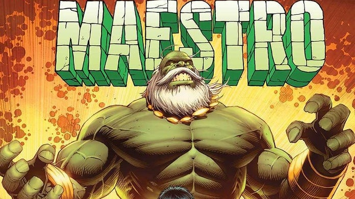 Maestro Will Bring Back Future Imperfect Hulk This Summer
