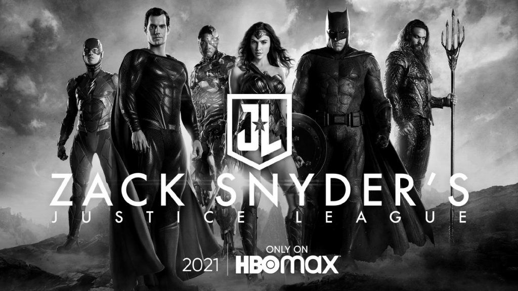 The Snyder Cut of Justice League is Officially Coming in 2021