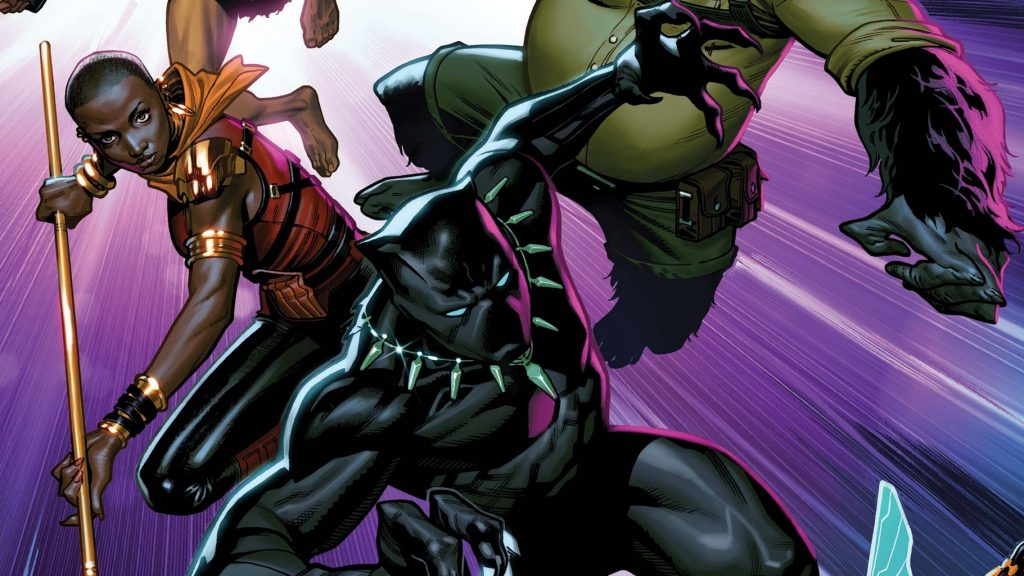 Black Panther and the Agents of Wakanda, Empyre Crossover Canceled by Marvel