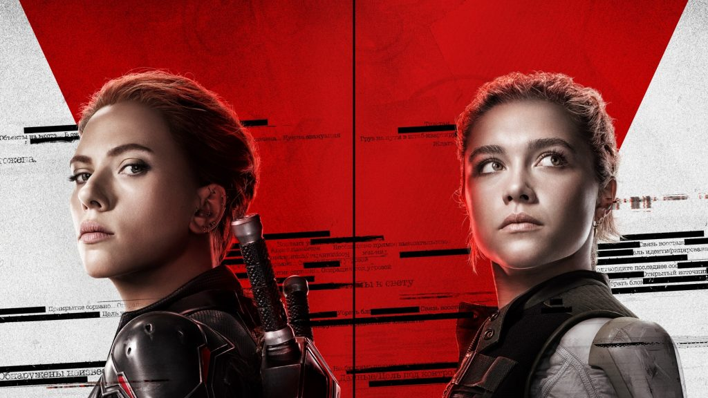 Scarlett Johansson Will Hand the Baton to Florence Pugh in Black Widow