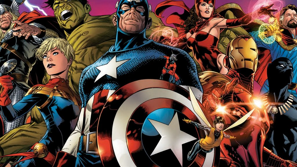 Marvel's Comic-Con@Home Schedule Officially Revealed