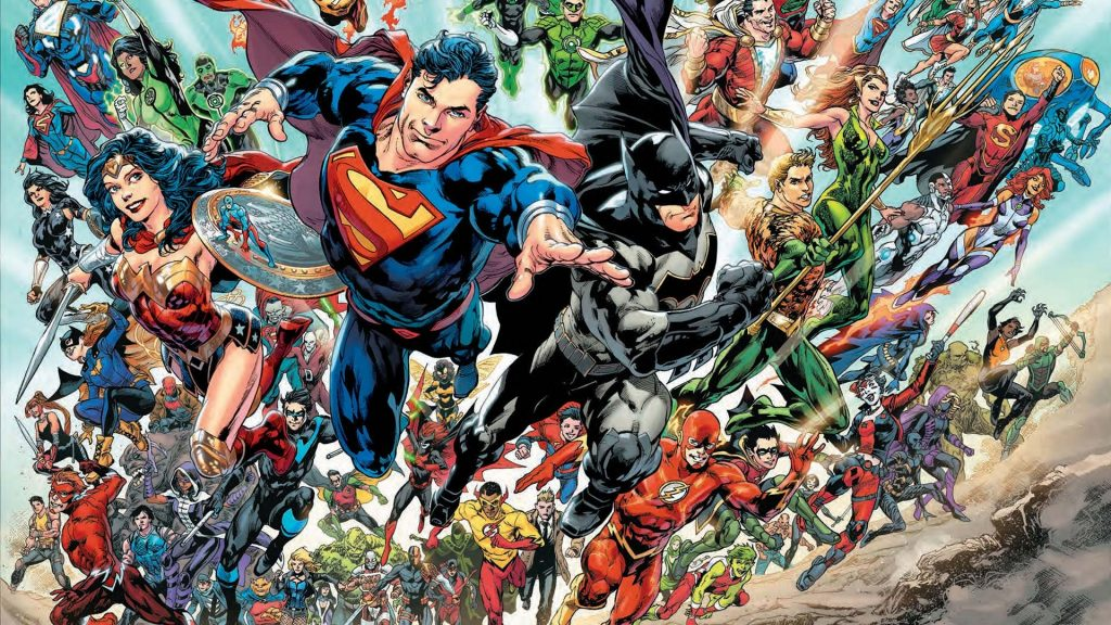 DC Hit With Massive Layoffs By WarnerMedia