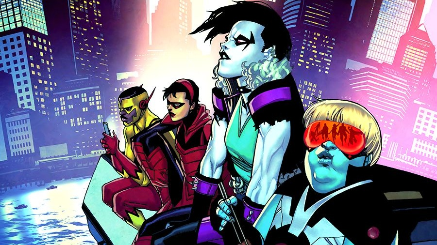 DC Comics Solicitations for November Reveal Teen Titans, Suicide Squad & More Are Canceled