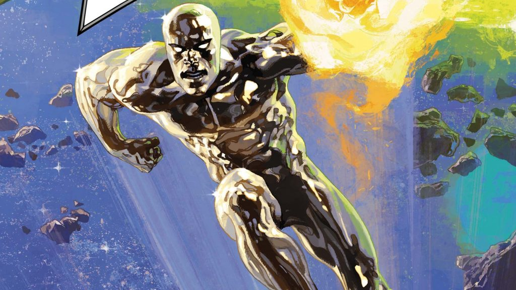 Agents of S.H.I.E.L.D.'s Daz Crawford Wants to Star In a Silver Surfer Movie