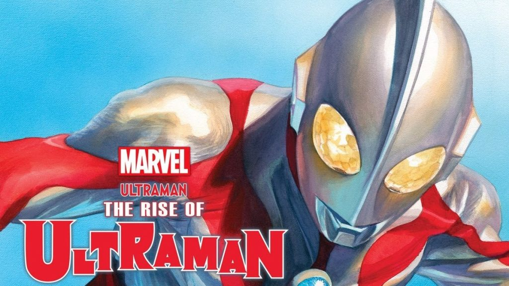 The Rise of Ultraman Trailer Released by Marvel
