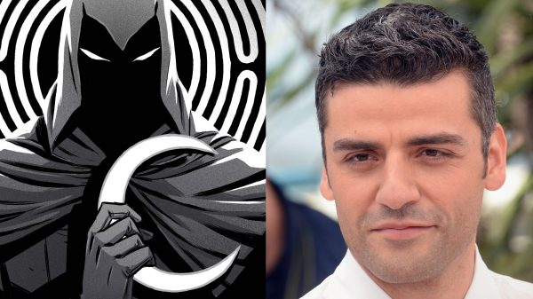 Oscar Isaac Moon Knight Topper