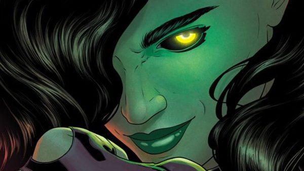 Tatiana Maslaney She-Hulk Topper